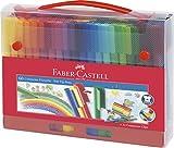 Faber-Castell 155208-Stylo feutre CONNECTEUR Feutre de coloriage 60er