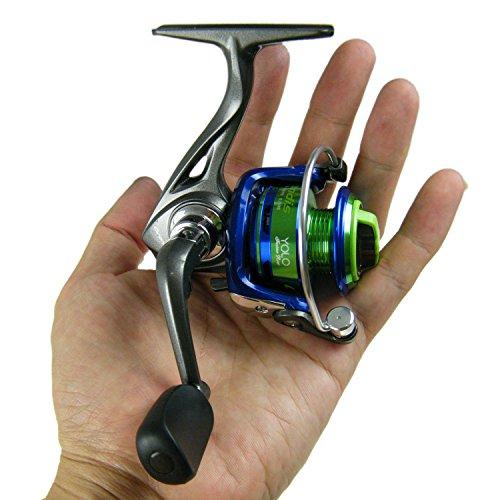 Mulinello da pesca Grandis Yolo GD900, in alluminio, mulinello da spinning, attrezzi e bobine per la pesca