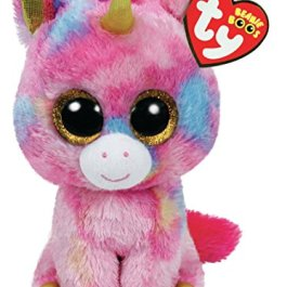 Binney & Smith (Europe) Ltd- Disney TY Beanie Boos Fantasia Cm.15 36158, Multicolore, 829088