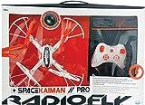 Radiofly Space Kaiman Pro -  Drone Quadricottero con videocamera