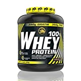 All Stars 100%* Whey Protein 2350g Dose Peanut Butter Chocolate