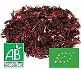 Flores de Hibisco secas Bissap Karkadé Bio 200g