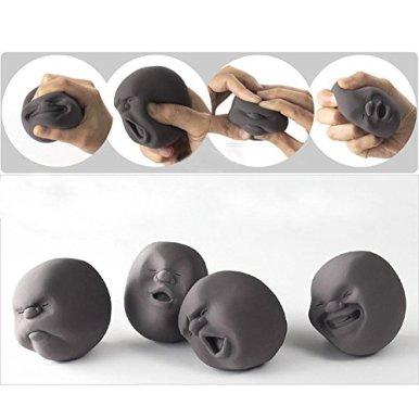 EQLEF-1Pcs-Lustige-Neuheit-Geschenk-der-japanischen-Gadgets-Vent-menschliches-Gesichts-Kugel-Anti-Stress-Scented-Caomaru-Toy-Geek-Gadget-Vent-Spielzeug