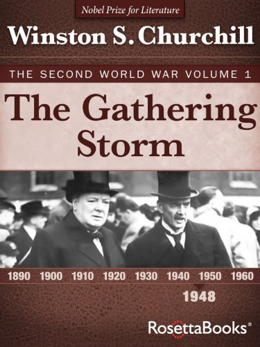 The Gathering Storm: The Second World War, Volume 1 (Winston Churchill World War II Collection)...