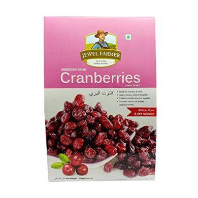 Jewel Farmer Cranberries, 200g 8