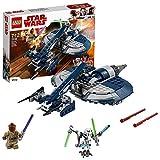 LEGO- TM-Speeder d'Assalto del Generale Grievous, Multicolore, 26.2 x 19.1 x 4.6 cm, 75199