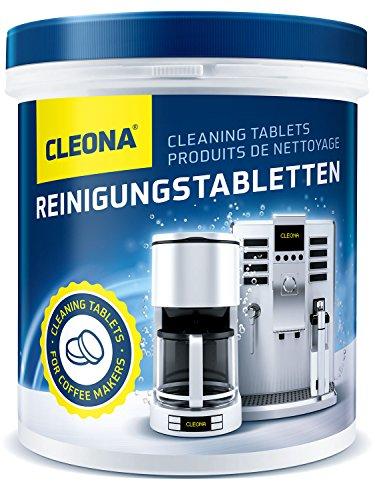 Reinigungstabletten für Kaffeevollautomaten Vollautomat Kaffeemaschinen Kaffeeautomat - 270x Reinigungstabs kompatibel mit Marken wie Jura Delonghi Bosch Seaco Siemens WMF uvm.