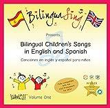 Canciones para niños en inglés y español   CD para aprender el inglés [Audio CD] BilinguaSing PREMIADO CD DE IDIOMAS