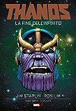 La fine dell'infinito. Thanos