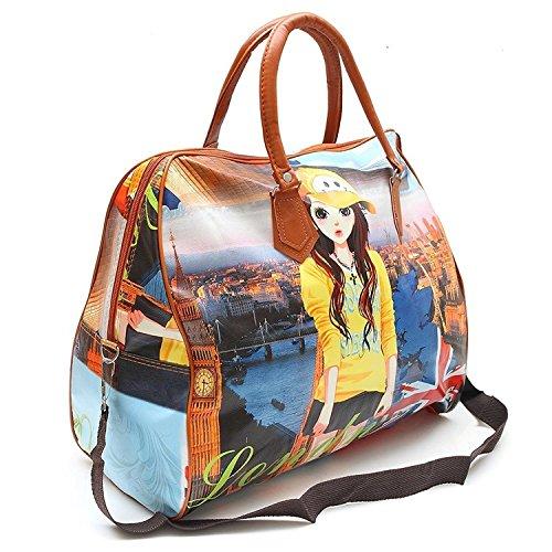 a240bb6d6e9 ShoppoWorld Women's Polyester Printed Hobo Bag(Multicolour)