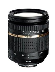 Tamron B005EAFB005C-700 - Objetivo para Canon (distancia focal 17-50 mm), negro