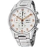 TAG Heuer Carrera Silver Dial Calibre 16 Men's Watch CV2A1AC.BA0738