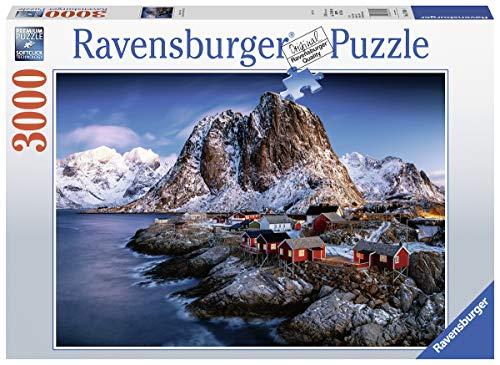 Ravensburger 17081puzzle Lofoten, Norvegia, pezzi, multicolore