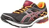 Asics Gel-pulse 7, Herren Laufschuhe, Schwarz (black/deep Ruby/hot Orange 9026), 42.5 EU
