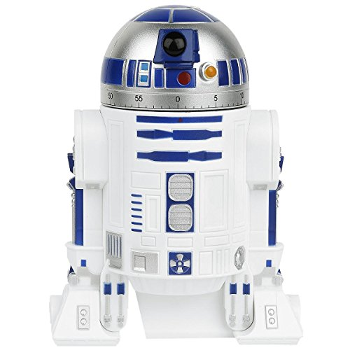 Star Wars R2-D2 Kitchen timer, bianco
