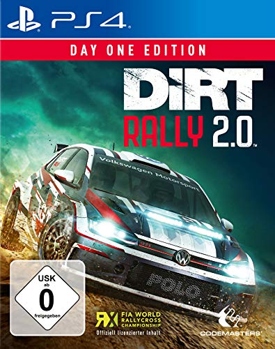 DiRT Rally 2.0 Day One Edition [Playstation 4]