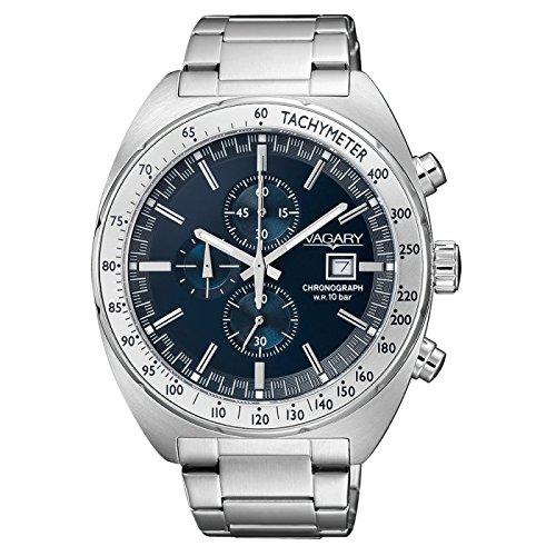 Orologio cronografo Vagary by Citizen collezione Rockwell