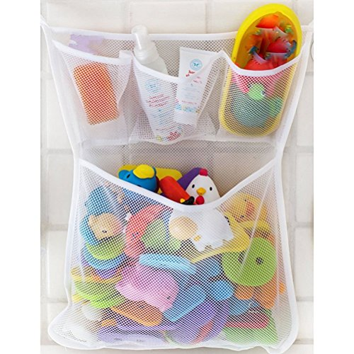 rangement filet jouets salle de bain et bain support ventouse 123parapharmacie. Black Bedroom Furniture Sets. Home Design Ideas