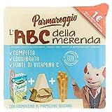 Parmareggio l'Abc della Merenda - Formaggino - 0.16 kg