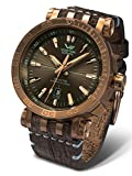 Vostok Europe Automatic Watch Energia Rocket Bronze NH35A-575O285
