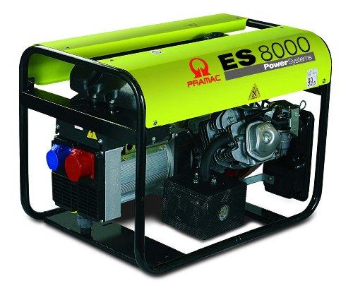 Generador eléctrico ES 8000