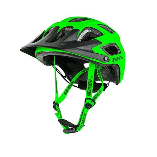 O\'Neal Thunderball MTB Helm Solid Matt Grün, 0007-3, Größe XXS/S (52-56 cm)