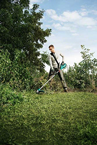 When it comes to Bosch, you can always trust the quality and all of their tools exceed expectations, constantly delivering high performance for several years of use. The Bosch 950w AFS 23-37 Brush Cutter is no different as it is a true workhorse that will regularly tackle garden tasks without letting you down.