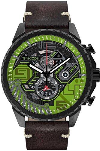 Timecode Armbanduhr TC-1013-05