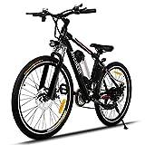 Ancheer Vélo Electrique 26' e-Bike VTT Pliant 36V 250W Batterie au Lithium...