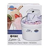 Orbit Gelato 12-Watt 1.5Ltr Ice Cream Maker (White)