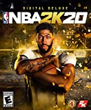 NBA 2K20 Digital Deluxe Edition [Online Game Code]
