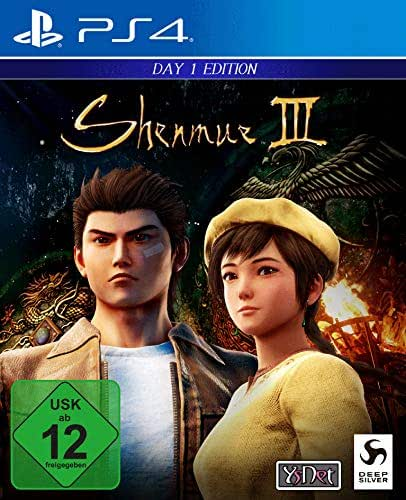 Shenmue III - Day One Edition - [PlayStation 4]