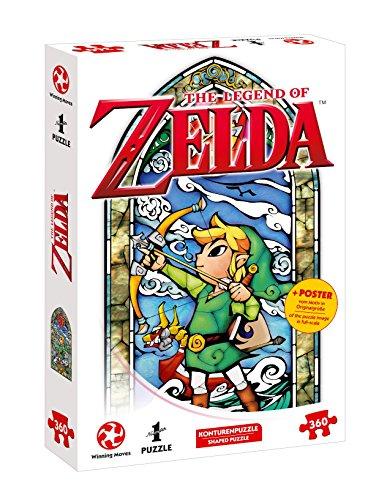 Puzzle su Ins, Avventura con The Legend Of Zelda–The Wind Waker Hero S Bow (360pezzi, con...