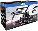 Fast and Furious - Coffret 6 films [Blu-ray] [Import italien]