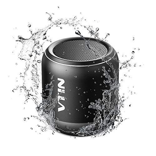 VTIN Cassa Bluetooth Hotbeat Mini 8W Impermeabile IPX5 Super Portatile Altoparlante Bluetooth 360°...