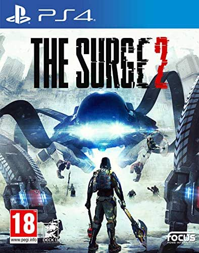 The Surge 2 (PS4) - [AT PEGI]