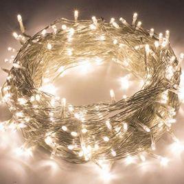 Quntis 50M 100M 25M 40M Guirlande Noel Decoration Lumineuse Blanc Chaud