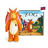 tonies® audio characters - ZOG Audio Book for Kids Figurine and Toy for TONIEBOX Audioplayer Device - 3 Years Old