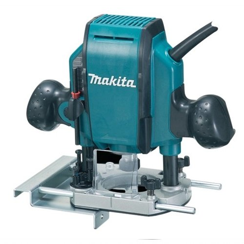 Great for professionals and DIY enthusiast - Makita 1/4-inch/ 3/8-inch 240V Plunge Router