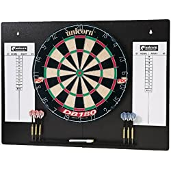 NEU Unicorn DB180Mitte Home & Indoor-Spiele Spielen komplett Dart Set