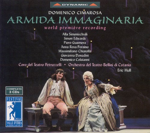 L'Armida immaginaria: Act I Scene 12: Recitativo: O che dolce cantare (Spatachiatta)