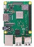 Raspberry Pi 3 Modèle B + - Plaque de base, vert