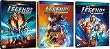 DC'S LEGENDS OF TOMORROW - STAGIONI DA 1 A 3 (12 DVD) COFANETTI SINGOLI, ITALIANI