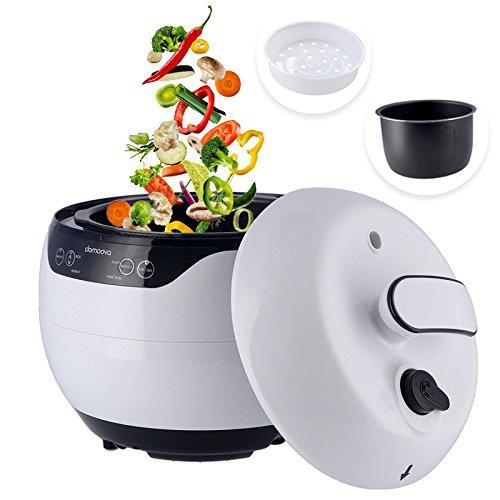 DOMOOVA DCK40 PAQUETE PLUS - Robot de cocina multifunción