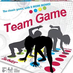 ZoneYan Juegos Suelo, Juego de Piso Familiar Tapete de Juego, Juegos de Mesa, Divertidos Juegos de Habilidad para niños…