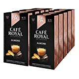Cafe Royal Almond Flavoured Edition 10 Kapseln, 10er Pack (10 x 50 g)