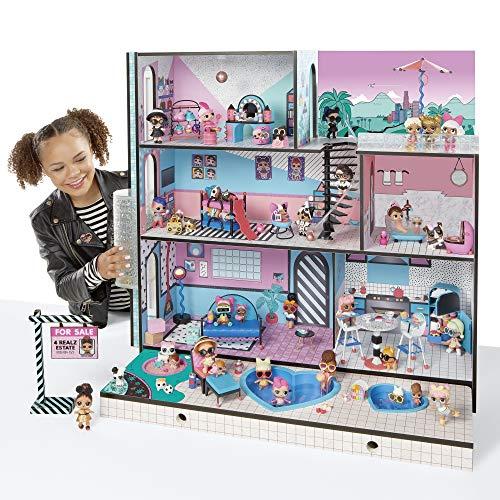 Giochi Preziosi LOL House, Casa delle Bambole LOL con Luci e Suoni