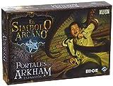 Fantasy Flight Games El Símbolo Arcano - Portales de Arkham, Juego de Mesa (Edge Entertainment EDGSL16)