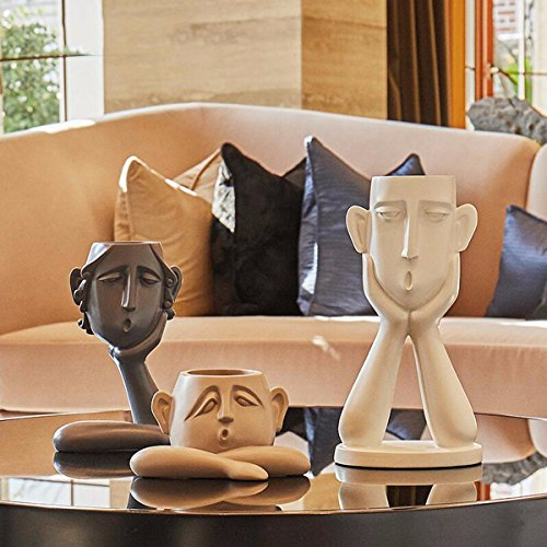 JRFBA-Decorazioni per la casa Creative Stile Nordico Ornamenti, Ornamenti, Moderno Minimalista...