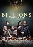 Billions: Season Three (4 Dvd) [Edizione: Stati Uniti]